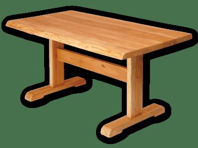 無垢のダイニングテーブル「卓」